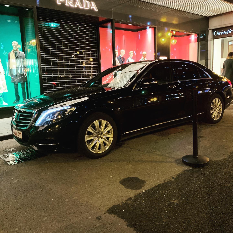 Chauffeur privé à Bruxelles