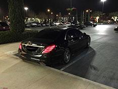 Transfert de luxe avec chauffeur