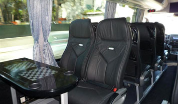 Location Minibus de prestige Bruxelles