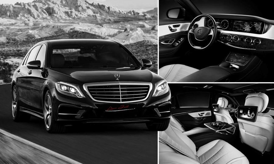 Réservation voiture de luxe avec chauffeur